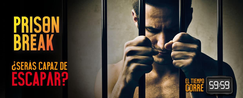 Escape Room El Juego Prison